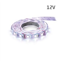 LED pásek 12V 3528 120LED/m IP44 max. 9.6W/m bílá studená (1ks=2,5cm) zalitý