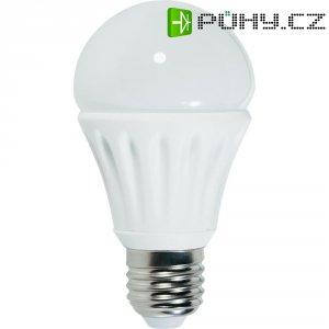 LED žárovka Renkforce E27, 9,5 W = 60 W, studená bílá