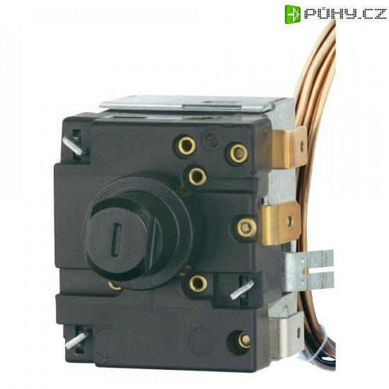 Vestavný bezpečnostní termostat Jumo 602031/81, 70 až 130 °C, 230 V/AC - Kliknutím na obrázek zavřete