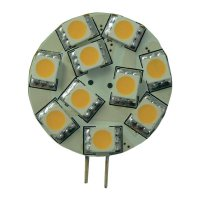 LED žárovka Diodor, G4, 2,5 W, 30 V, stmívatelná, studená bílá