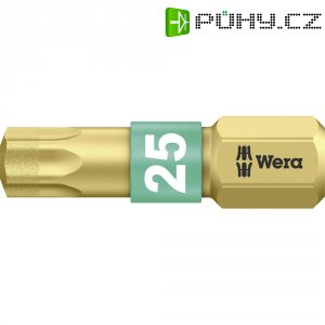 Bit Wera TORX BiTorsion 05 066106 001, šestihran, T 25, 25 mm