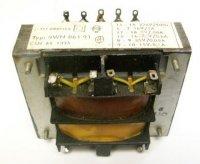 Trafo EI 9WN86119 230V - 30V/1,8A+14V/0,1A