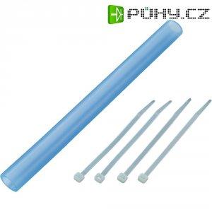 Silikonová trubka Reely, Ø 12 mm, 250 mm, modrá