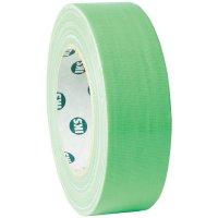 Jevištní lepící páska Gaffer, 38 mm x 25 m, neonově zelená