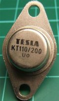 Tyristor KT110/200 200V/3A TO66