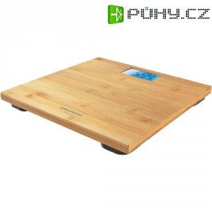Osobní váha Grundig, GMK1210, bambusová