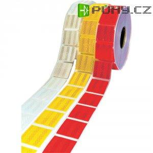 Obrysová svítící páska 3M Diamond Grade, DR-1230-4100-3, 50 m, bílá