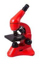 Mikroskop LEVENHUK RAINBOW 50L oranžová