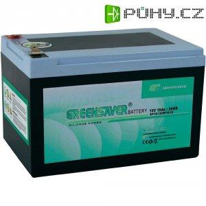 Olovo-silikon akumulátor, 12V/15 Ah, Greensaver SP15-12