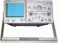 Osciloskop 2x20MHz analogový MOS-620CH MATRIX, vadný