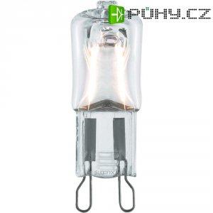 Halogenová žárovka Sygonix, G9, 42 W, 50 mm, stmívatelná, teplá bílá, 2 ks