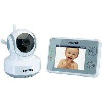 Dětská chůvička s kamerou Switel, BCF 990