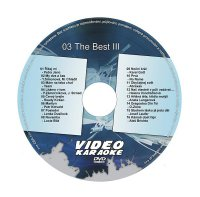 Karaoke DVD THE BEST III