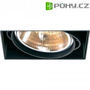 Vestavné svítidlo Sygonix Bari AR111 34644Q, 100 W, G53, černá