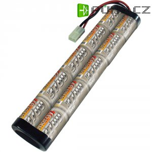 Akupack NiMH (modelářství) Conrad energy 206040, 12 V, 3700 mAh