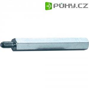 Distanční sloupek PB Fastener S45530X05, M3 x 5 mm, 10 ks
