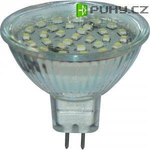 LED žárovka MR16, 8632c22b, GU5.3, 1,7 W, 12 V, 49 mm, studená bílá