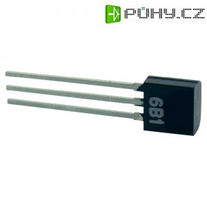 Senzor teploty TSIC 206 -50-150 °C pouzdro TO92, balení