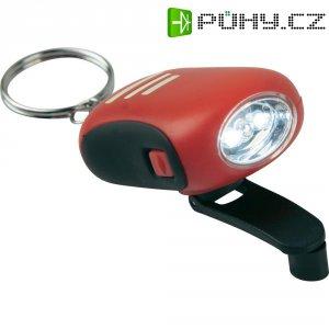 Svítilna na dynamo Ampercell Liliput, 02974, červená