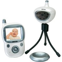 Dětská chůvička s kamerou Switel, BCF850, 200 m, 2,4 GHz