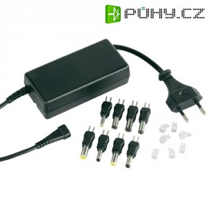 Univerzální síťový adaptér Ansmann 2101-0029-510, 5 - 12VDC, 60 W