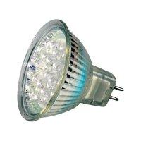 Power LED 18, GU5.3 0,8 W červená