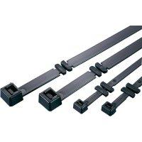 Stahovací pásek CFT-serie 320 x 7,6 mm, bílý, CTF120-PA66-NA-C1