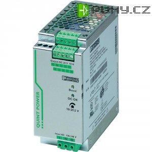 Zdroj na DIN lištu Phoenix Contact QUINT-PS/1AC/24DC/10, 10 A, 24 V/DC