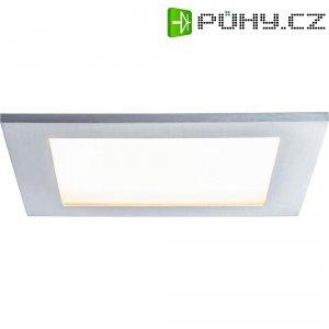 Vestavné LED osvětlení Paulmann Premium Line, hranaté, 11 W, hliník (t.b.)