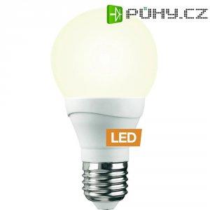 LED žárovka Ledon A60, 28000164, E27, 7 W, 230 V, 114 mm, stmívatelná, teplá bílá