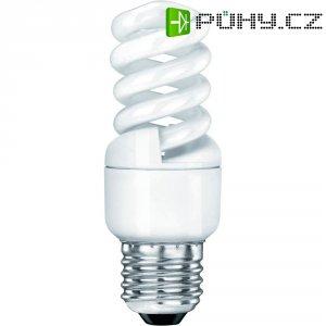 Úsporná žárovka spirálová Sygonix E27, 11 W, teplá bílá
