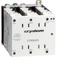 Polovodičové relé 3fázové Crydom CTRD6025, 25 A