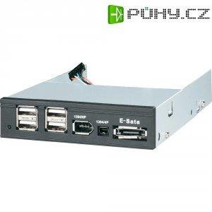 Přední zásuvný panel USB/FireWire400/eSATA