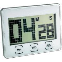 Digitální časovač se stopkami TFA, 38.2027, 90 x 70 x 21 mm