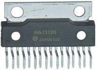 HA13128 nf zesilovač 2x22W, SIP-16