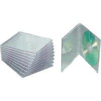 Krabičky Slim pro CD, 10 ks