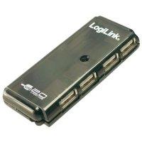 USB 2.0 hub LogiLink, 4-portový