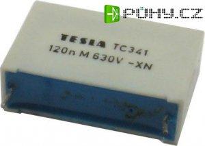 120n/630V TC341, svitkový kondenzátor impulsní