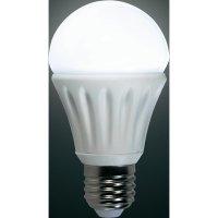 LED žárovka Renkforce E27, 6,6 W = 45 W, studená bílá