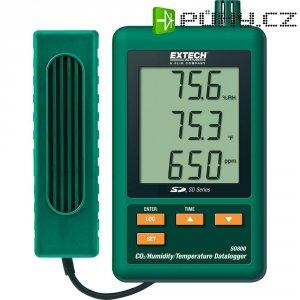 Datalogger Extech SD800, CO2, teplota, vlhkost