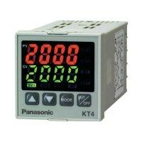 Panelový termostat Panasonic KT4, 24V AC/DC, relé 250 V/AC/3 A