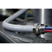 Ochranná hadice na kabely HellermannTyton PSRSC25 166-40304, 21 mm, šedá, metrové zboží