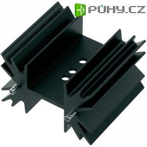 Profilový chladič Pada Engineering 8337/38/ST, 42 x 38 x 25 mm, 8,74 K/W