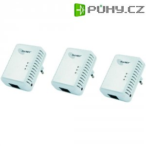 Síťový kit Allnet Powerline ALL168250, 500 MBit/s