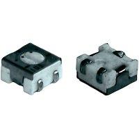 SMD trimr cermet TT Electro, ovl. shora, HC04, 2800586155, 1 kΩ, 0,25 W, ± 20 %