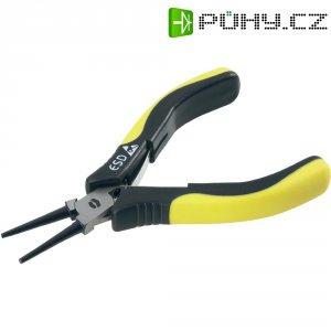 Kulaté kleště ESD Toolcraft 820718, 130 mm