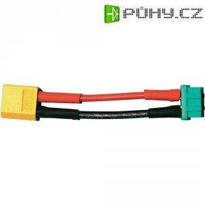 Redukce Modelcraft XT-60 zástrčka / MPX zásuvka, 700 mm, 2,5 mm²