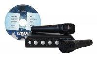 Karaoke sada + ZDARMA DVD KABÁT