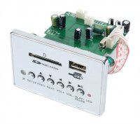 MP3/MP4 přehrávač - modul do panelu
