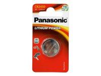 Baterie CR2450 PANASONIC lithiová 1BP